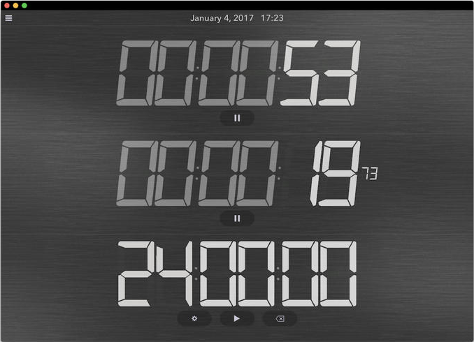 Cooking Timer sreenshot